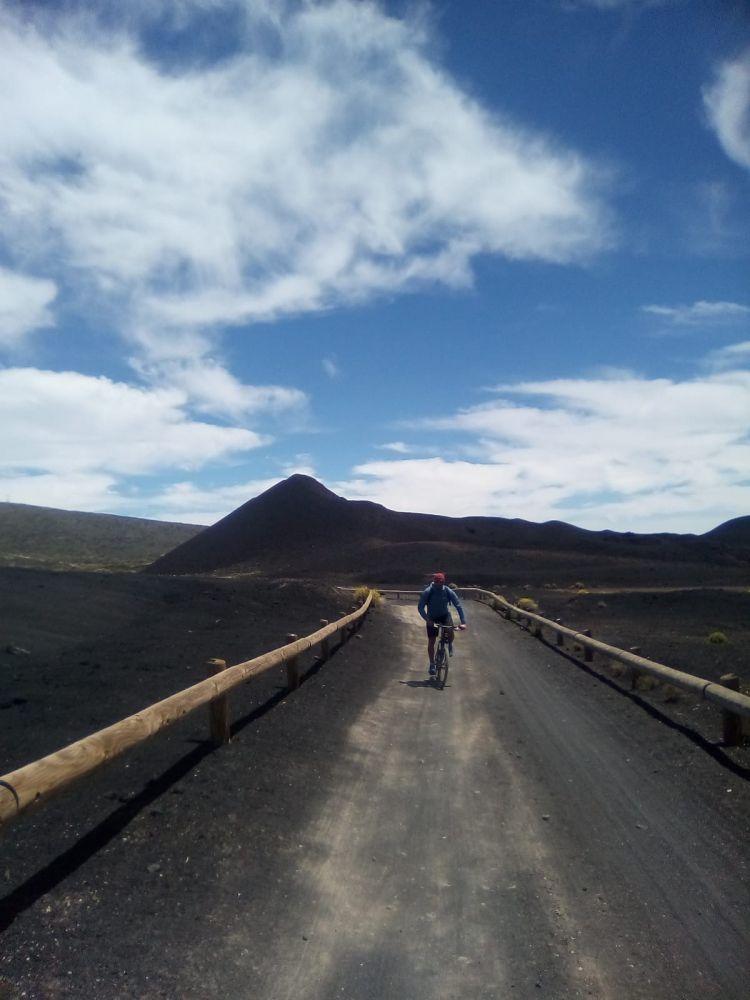 Cyklistický výlet na horském kole XC