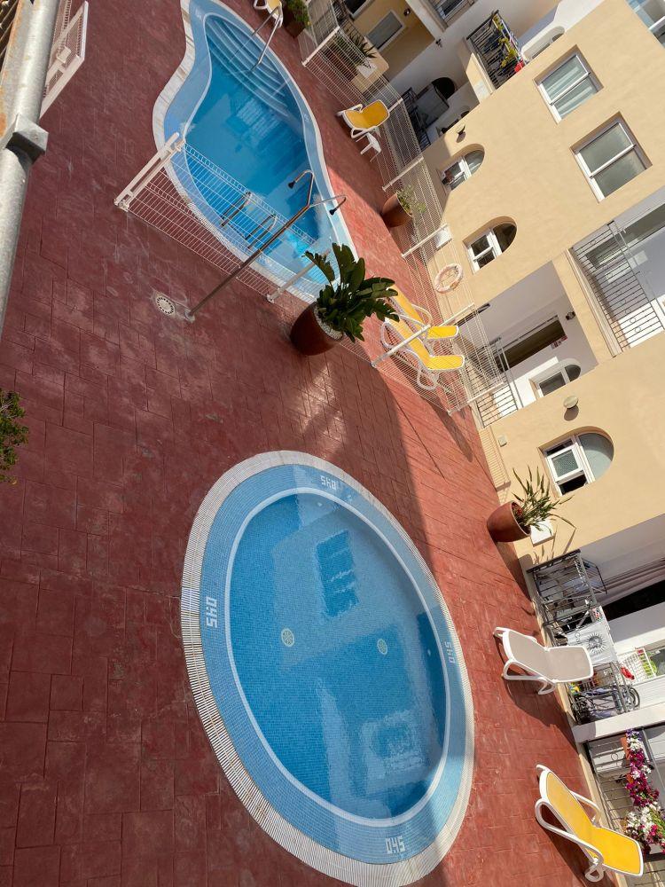 Rodinný dům s bazénem Palm Mar