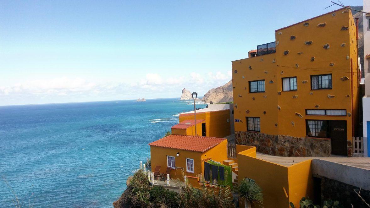 Hotel na severu Tenerife s pěti apartmány