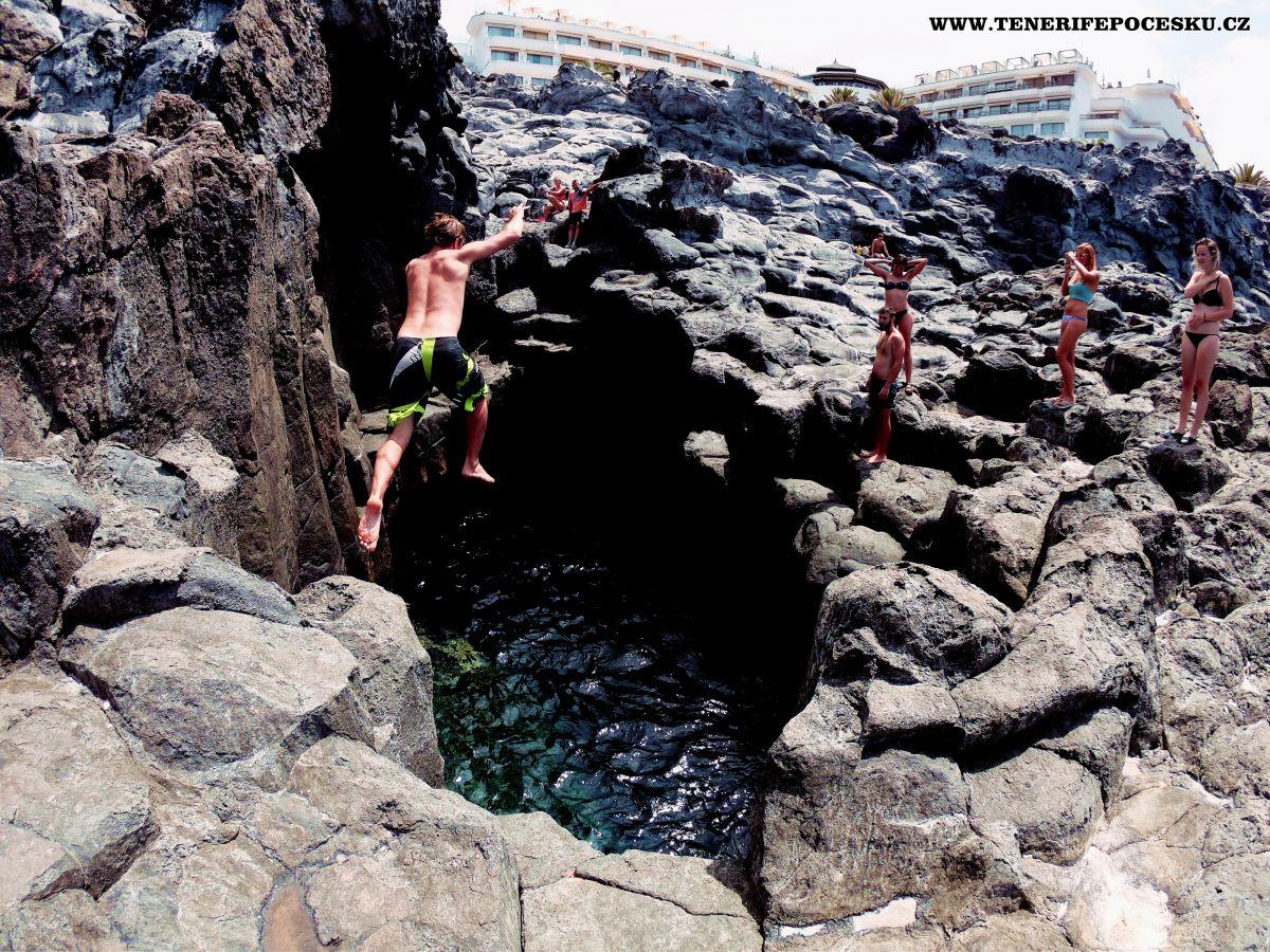 Výlet za přírodními bazény