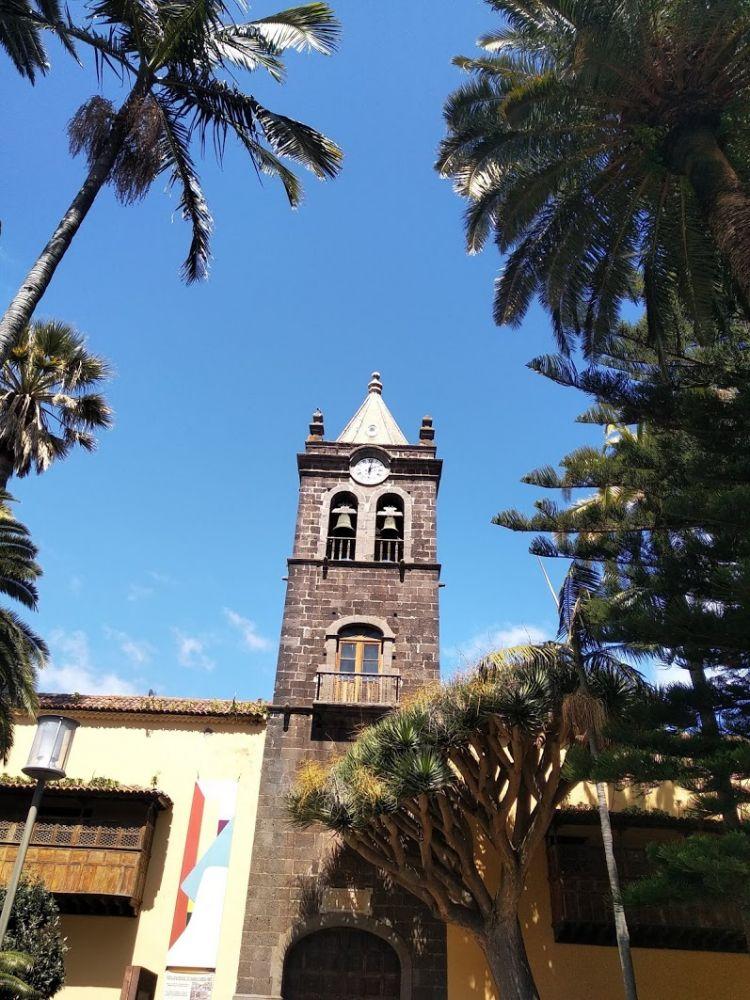 Památky Unesco Tenerife