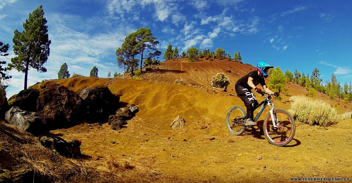 Cyklistický výlet - Enduro