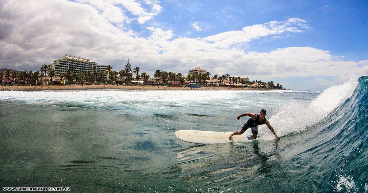 Škola surfování 3 lekce