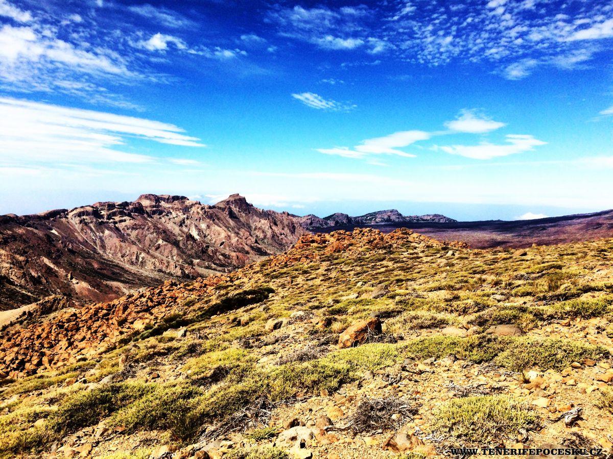 Výlet na Pico del Teide - pěšky